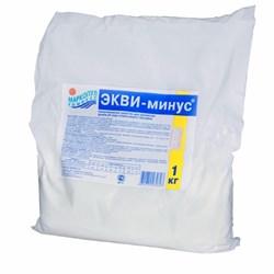 М82 ЭКВИ-МИНУС, 1кг п/э пакет, гранулы для понижения уровня рН воды - фото 81512