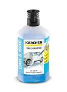 Автомобильный шампунь 3 в 1, 1 л