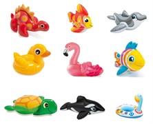 58590 Надувные водные игрушки, 9 видов