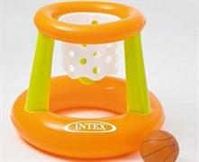 58504 Комплект для игры в баскетбол 67х55см (мяч+корзина) от 3 лет