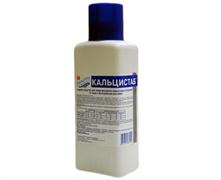 М44 КАЛЬЦИСТАБ, 1л бутылка, жидкость для защиты от известковых отложений и удаление металлов