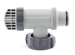 10747 Клапан плунжерный для фильтр-насосов с подключением 38мм