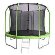 Батут Bondy Sport Green 8ft (244 см) с защитной сеткой