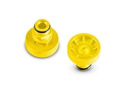 Запасные сопла для T-Racer, желтые - фото 68939