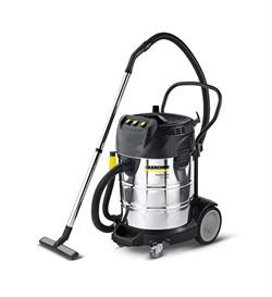 Пылесос влажной и сухой уборки Karcher NT 70/3 Me Tc - фото 70535
