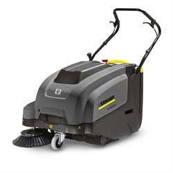 Подметальная машина Karcher KM 75/40 W Bp Pack Antracite - фото 71115