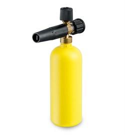 Пенная насадка желтая - фото 71817