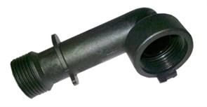 Патрубок входной угловой, K2-K4