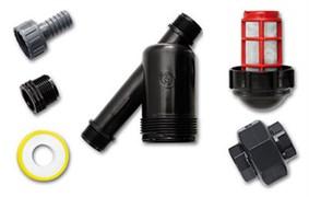 Фильтр тонкой очистки для монтажа на входе АВД, 125 мкм