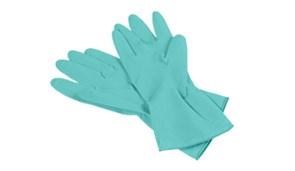 Перчатки многоцелевые, зеленые, размер L
