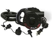 66624 Насос электрический Quick-Fill, 220В от бытовой сети, 3 насадки со шлангом в комплекте