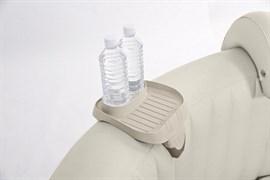 28500 Подставка под напитки для СПА-бассейнов, 26х22х18см