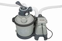 28644 Песочный фильтр-насос Krystal Clear, 4,5м3/ч, резервуар для песка 12кг
