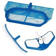 29057 Набор для чистки бассейна от 549см (сачок, щетка, вакуумная насадка)