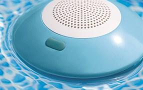 28625 Плавающая Bluetooth-колонка с Led-подсветкой