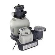 26646 Песочный фильтр-насос Krystal Clear, 7,9м3/ч, резервуар для песка 23кг