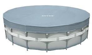 28041 Тент для каркасного бассейна Ultra Frame 549см (выступ 20см)