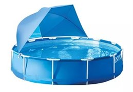 28050 Солнечный навес для каркасных бассейнов от 366 до 549см