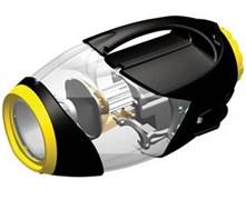 68691 Фонарь светодиодный 5в1 с аккумулятором, зарядка от прикуривателя или USB