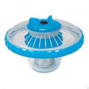 28690 Плавающая светодиодная подсветка воды для бассейна, 3-х цветная, на батарейках