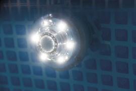 28691 Светодиодная подсветка 38 см, гидроэлектрическая
