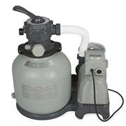 28648 Песочный фильтр-насос Krystal Clear, 10,5м3/ч, резервуар для песка 35кг