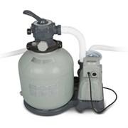 26652 Песочный фильтр-насос Krystal Clear, 12,0м3/ч, резервуар для песка 55кг