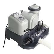 16612/56612 Хлоргенератор (система морской воды) с фильтр-насосом 220В, 7570/ч, для бас. от 20000л