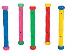 55504 Палочки для подводной игры, 5 цветов в наборе, от 6 лет