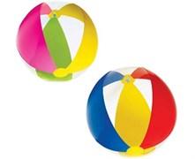 59032 Пляжный мяч 61см, 2 вида, от 3 лет