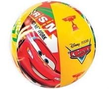 """58053 Пляжный мяч 61см """"Тачки"""" Disney-Pixar, от 3 лет"""