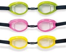 """55608 Очки для плавания """"Splash"""", от 8 лет, 3 цвета"""