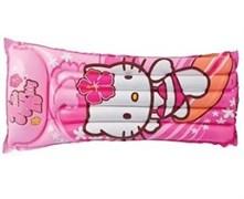 "58718 Надувной матрас для плавания 118х60см ""Hello Kitty"" Sanrio, от 3 лет"