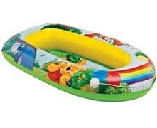 """58394 Детская лодка 119х79см """"Винни Пух"""" Disney, от 3 до 10 лет"""