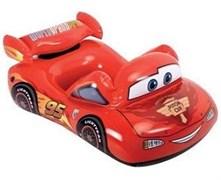 """58391 Надувная лодка 109х66см """"Тачки"""" Disney-Pixar, от 3 до 6 лет"""
