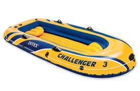 68369 Лодка Challenger 3 (до 300кг) 295х137х43см + 2 подушки
