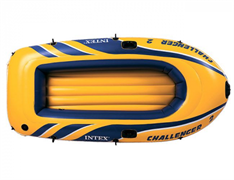 68366 Надувная лодка Challenger 2 (до 200кг) 236х114х41см