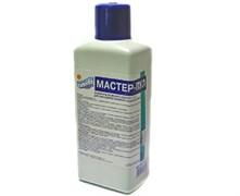 М20 МАСТЕР-ПУЛ, 1л бутылка, жидкое безхлорное средство 4 в 1 для обеззараживания и очистки воды