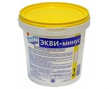 М29 ЭКВИ-МИНУС, 1кг ведро, гранулы для понижения уровня рН воды