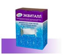 М32 ЭКВИТАЛЛ, 1кг коробка, таблетки в картридже, коагулянт (осветлитель) длительного действия