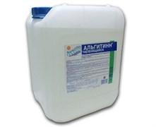 АЛЬГИТИНН , 10л канистра, жидкость для борьбы с водорослями