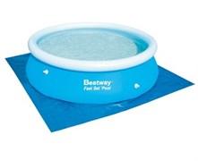 58001 Подстилка для бассейнов 335х335 см, для бассейна от 244 до 305 см