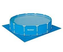 58002 Подстилка для бассейнов 396х396 см, для бассейна до 366см