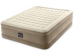 64428 Надувная кровать Ultra Plush Bed 152х203х46см, встроенный насос 220